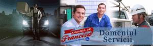 Domeniul franciza serviciilor