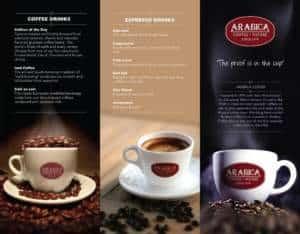 arabica coffee house detalii franciza