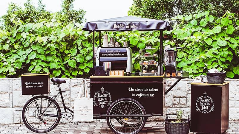 Franciza Bicicleta cu Talent c