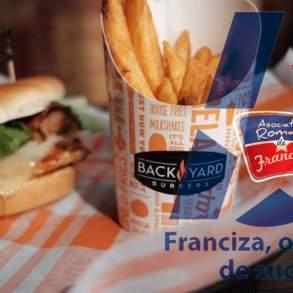 franciza Back Yard Burgers