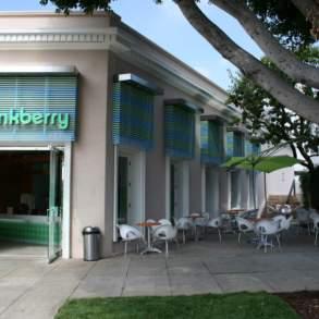 PINKBERRY BrandPhoto Store Traditional Exterior